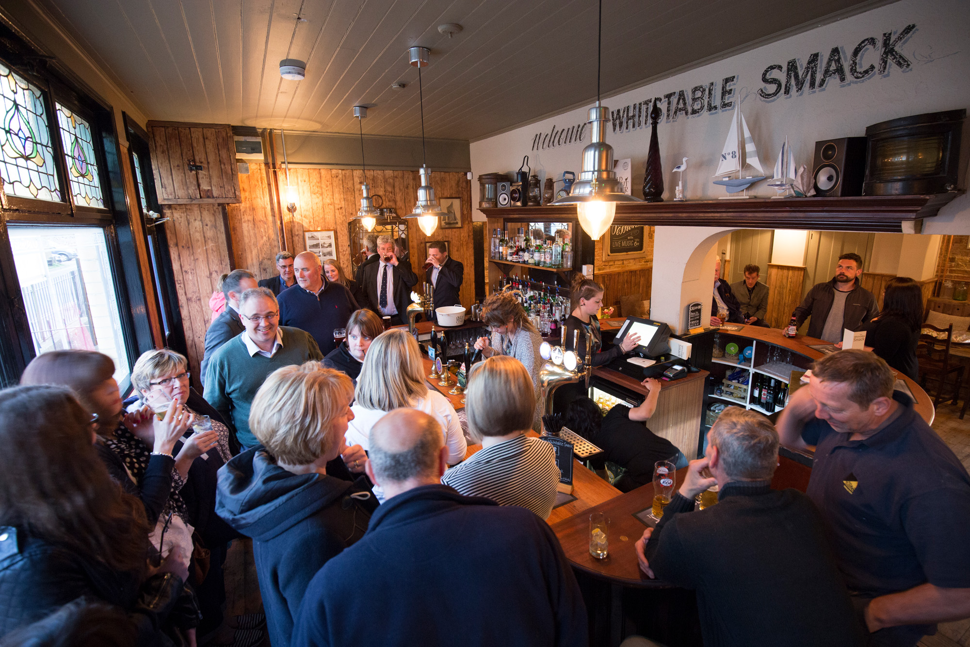 What's On at the Smack Inn Whitstable