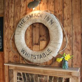 Smack - Whitstable - Interior